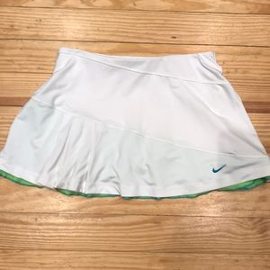 NIKE DRI-FIT TENNIS SKIRT MEDIUM